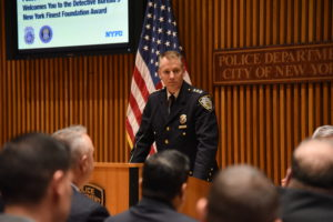 Detective Bureau Finest Foundation Award Ceremony