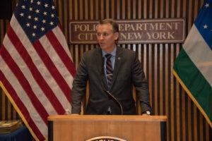 2018 Nov Detective Bureau Finest Foundation Award Ceremony
