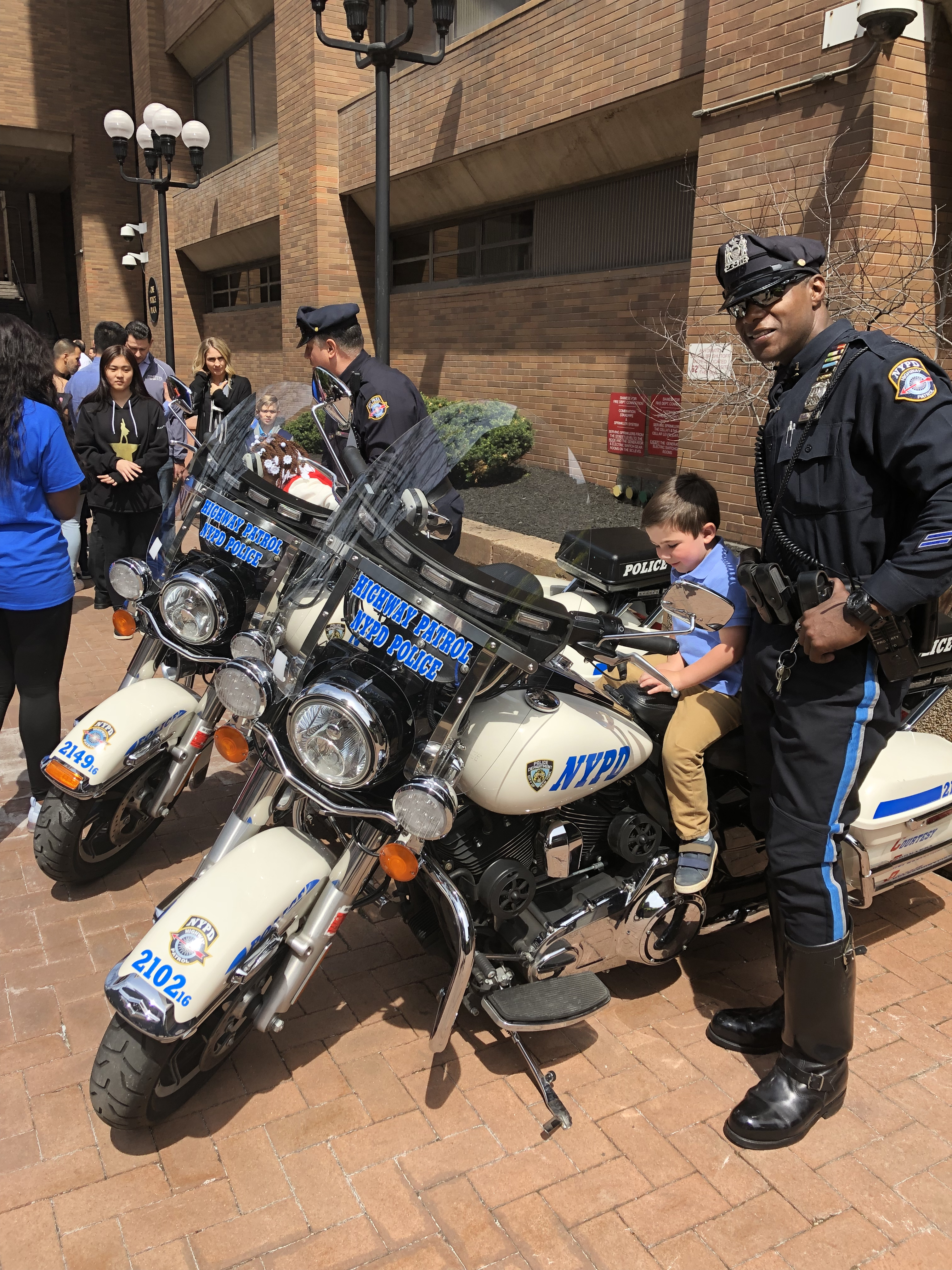 2019 NYPD Bring Your Child to Work Day